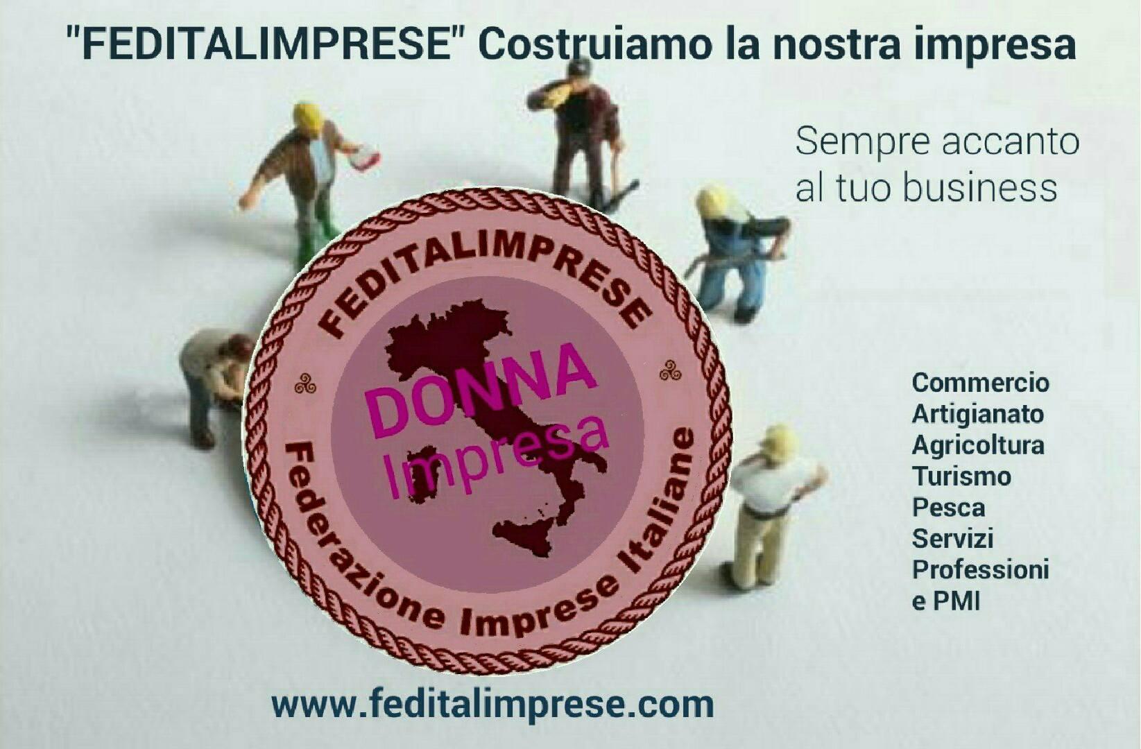 Feditalimprese Donna Impresa